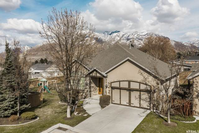 7153 S Villandrie Ln, Cottonwood Heights, UT 84121 (MLS #1732130) :: Lookout Real Estate Group