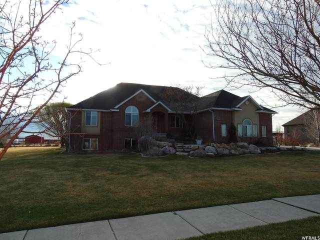 2854 N 3650 W, Plain City, UT 84404 (#1732146) :: Doxey Real Estate Group