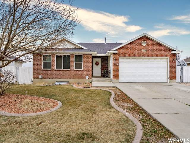 1429 N 1000 W, Clinton, UT 84015 (#1732147) :: REALTY ONE GROUP ARETE