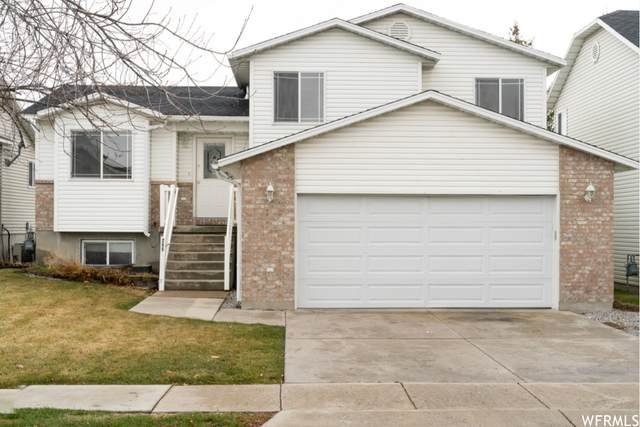 255 S Rosewood Cir W, Logan, UT 84321 (#1732150) :: C4 Real Estate Team