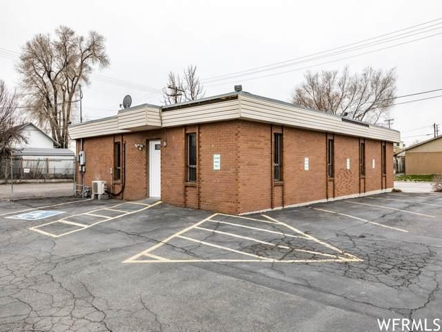 2605 S West Temple W, Salt Lake City, UT 84115 (#1732151) :: Villamentor