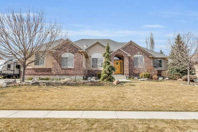 12562 S Moonlite Hill Ct, Herriman, UT 84096 (#1732153) :: Belknap Team