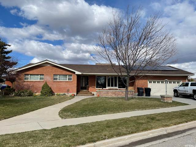72 W 700 N, Tremonton, UT 84337 (#1732162) :: REALTY ONE GROUP ARETE