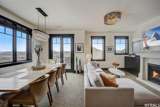 3700 Blackstone Dr #9, Park City, UT 84098 (MLS #1732174) :: High Country Properties
