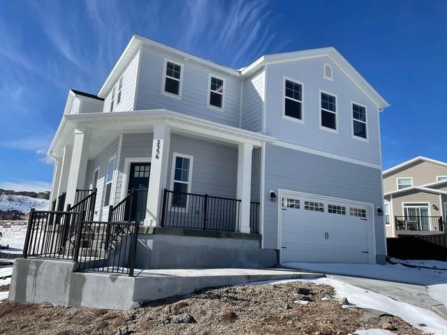 2358 E Snow Cap Ct #730, Draper, UT 84020 (#1732175) :: Bustos Real Estate | Keller Williams Utah Realtors