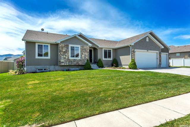 953 W Pheasant Ln #650, Saratoga Springs, UT 84045 (#1732176) :: The Perry Group