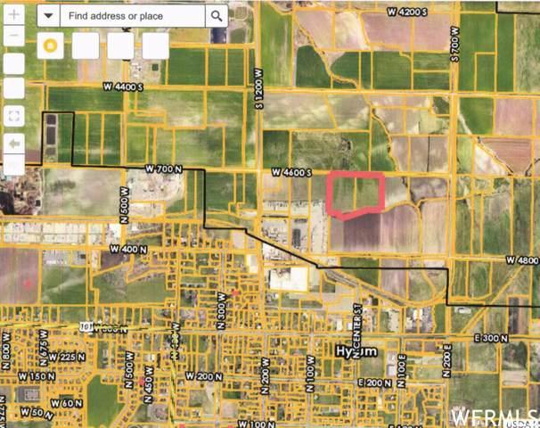 1000 W 4600 S, Hyrum, UT 84319 (#1732205) :: C4 Real Estate Team
