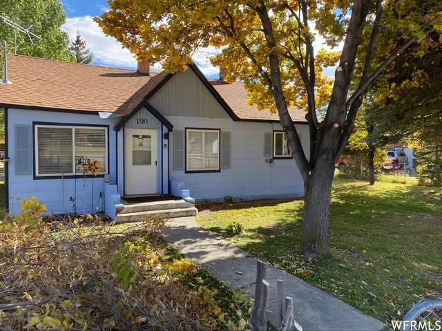 190 S Bear Lake Blvd, Garden City, UT 84028 (#1732209) :: The Perry Group