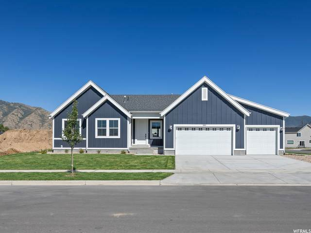 863 S 4110 W #331, Syracuse, UT 84075 (MLS #1732215) :: Lookout Real Estate Group