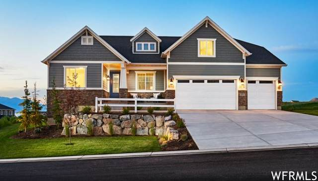 87 E Diving Dr S #503, Saratoga Springs, UT 84045 (#1732216) :: Berkshire Hathaway HomeServices Elite Real Estate