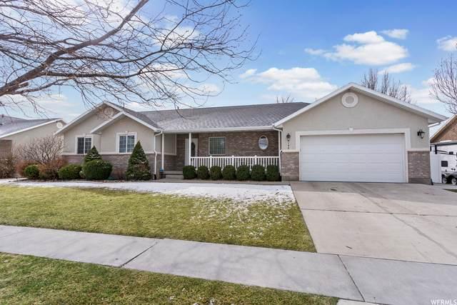 1198 E 1570 S, Spanish Fork, UT 84660 (#1732233) :: Berkshire Hathaway HomeServices Elite Real Estate