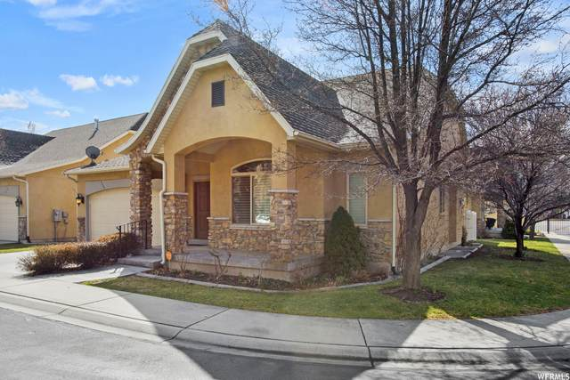 1326 E Farm Hill Dr S, Salt Lake City, UT 84117 (#1732252) :: Black Diamond Realty