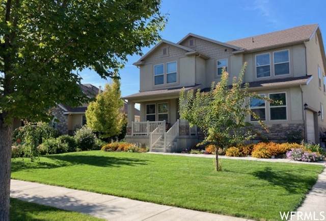 782 Shavey Ln, Springville, UT 84663 (#1732255) :: The Fields Team