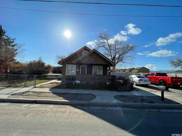 693 N Vernal Ave W, Vernal, UT 84078 (MLS #1732264) :: Lawson Real Estate Team - Engel & Völkers