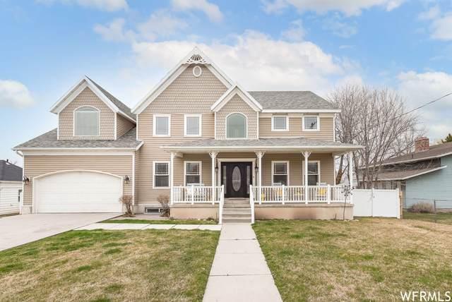 29 N 300 W, Kaysville, UT 84037 (#1732273) :: Utah Dream Properties