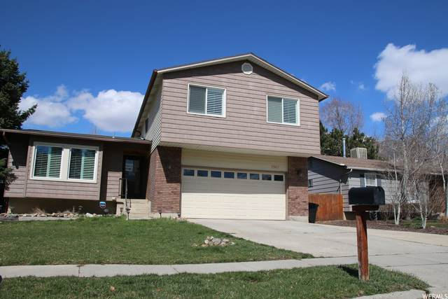 3387 E Oakledge Rd, Cottonwood Heights, UT 84121 (#1732275) :: REALTY ONE GROUP ARETE