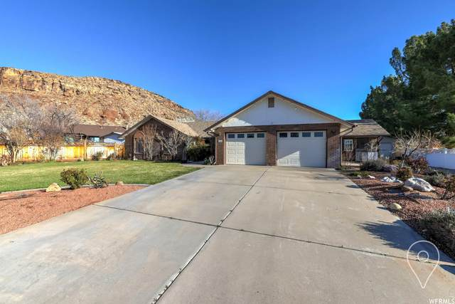 1414 Toltec Cir, St. George, UT 84790 (MLS #1732295) :: Summit Sotheby's International Realty