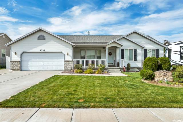 1303 Cedarwood Rd, Tooele, UT 84074 (#1732350) :: The Perry Group