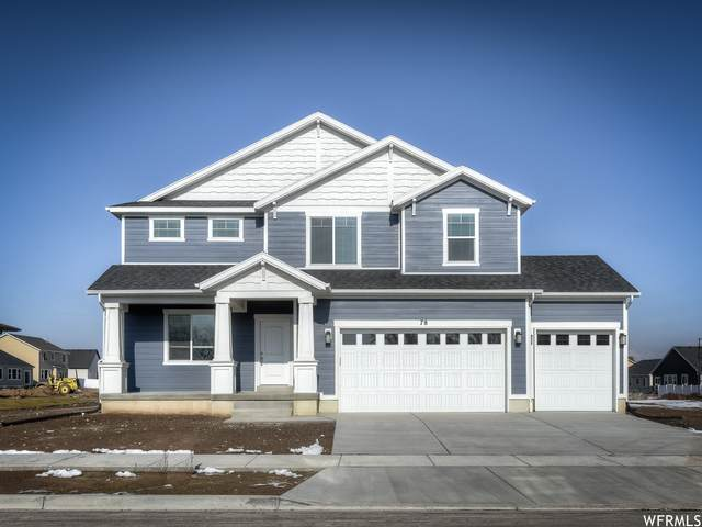 676 S Chamberlain St #127, Mapleton, UT 84664 (#1732355) :: Bustos Real Estate | Keller Williams Utah Realtors