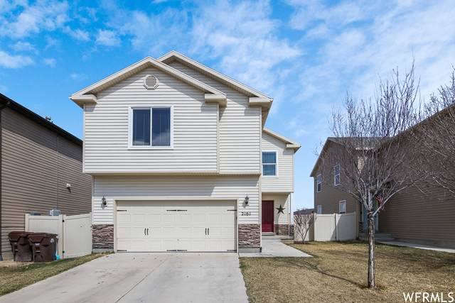 2161 E Jordan Way N, Eagle Mountain, UT 84005 (#1732361) :: The Perry Group
