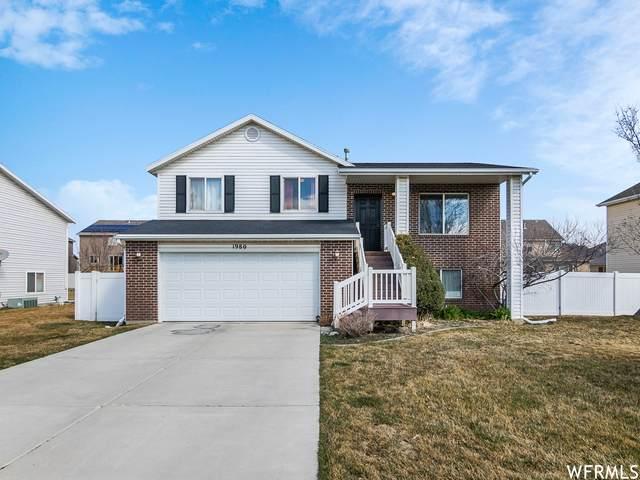 1980 W 400 S, Lehi, UT 84043 (#1732377) :: Berkshire Hathaway HomeServices Elite Real Estate