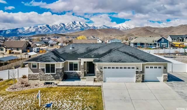 9753 N Grenada Ln #512, Eagle Mountain, UT 84005 (#1732378) :: Colemere Realty Associates