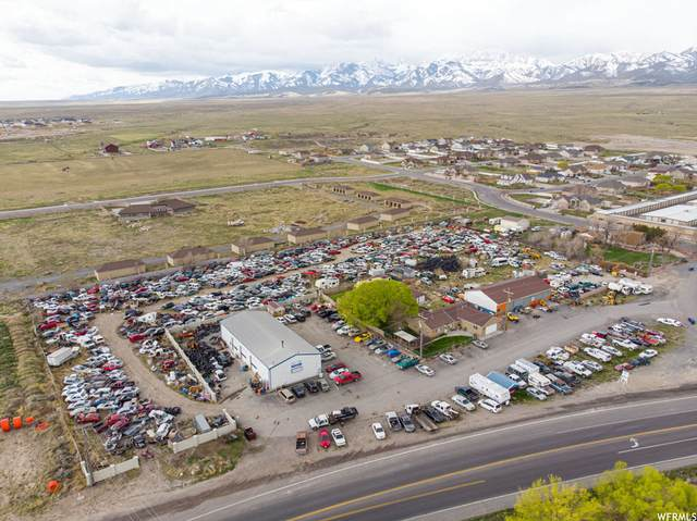 519 W Main St, Grantsville, UT 84029 (#1732386) :: The Perry Group
