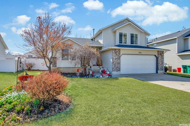 958 E 325 S, Layton, UT 84041 (#1732416) :: C4 Real Estate Team