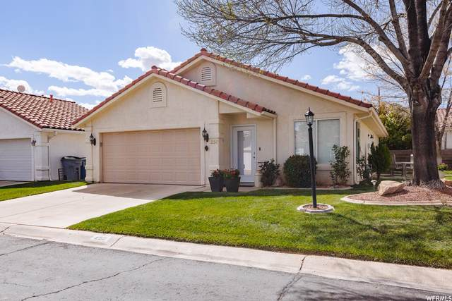 2050 W Canyon View Dr #250, St. George, UT 84770 (#1732422) :: Berkshire Hathaway HomeServices Elite Real Estate