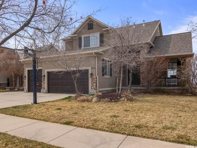 1241 E Wild Hay Ln, Draper, UT 84020 (MLS #1732437) :: Lookout Real Estate Group