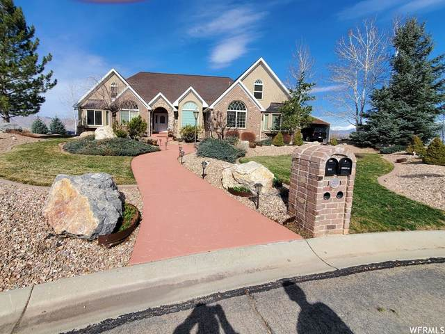 855 N Valley View Cir, Elk Ridge, UT 84651 (#1732440) :: C4 Real Estate Team
