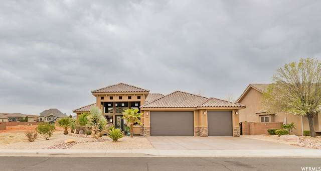 4183 W 2700 S, Hurricane, UT 84737 (#1732456) :: Black Diamond Realty