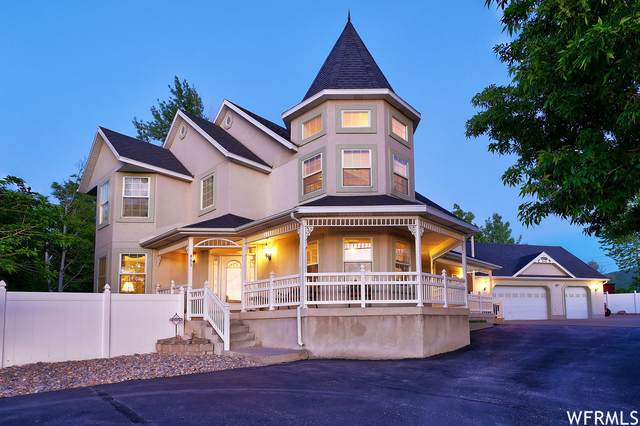 465 S 700 E, Payson, UT 84651 (#1732463) :: The Perry Group