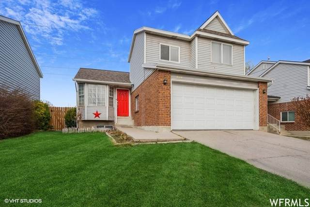9144 S 1500 W, West Jordan, UT 84088 (MLS #1732468) :: Lookout Real Estate Group