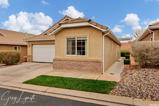 2930 E 450 N F17, St. George, UT 84790 (#1732489) :: Berkshire Hathaway HomeServices Elite Real Estate