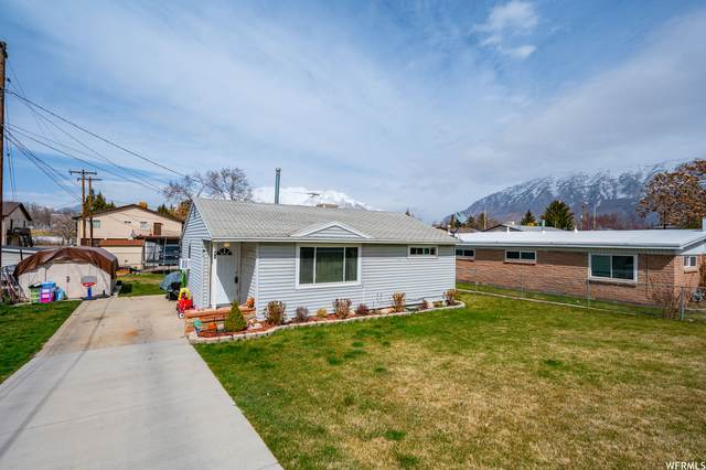 41 E 1500 S, Orem, UT 84058 (#1732500) :: Berkshire Hathaway HomeServices Elite Real Estate