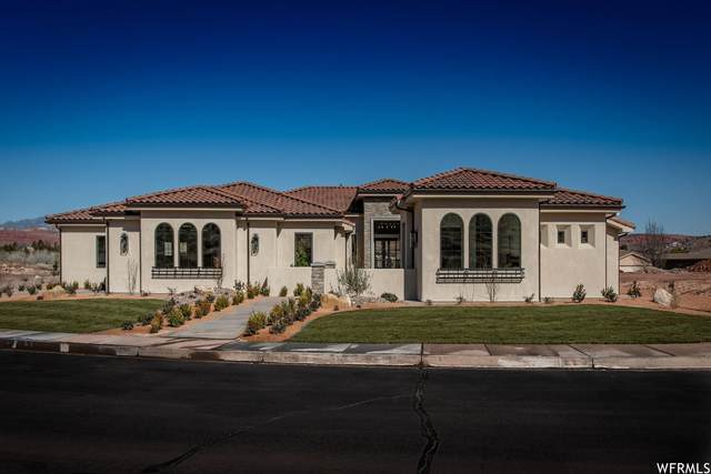 330 N Box Canyon Dr, St. George, UT 84770 (#1732517) :: The Perry Group