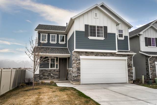1876 W Parkview Dr S, Syracuse, UT 84075 (#1732521) :: Doxey Real Estate Group