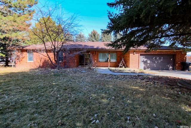 1511 E Center Creek Dr, Heber City, UT 84032 (MLS #1732526) :: High Country Properties