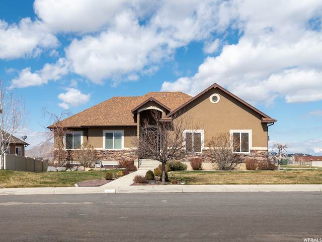 89 E 780 S, Santaquin, UT 84655 (MLS #1732531) :: Lookout Real Estate Group