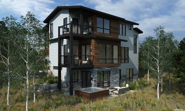 4322 W Discovery Way #202, Park City, UT 84098 (#1732541) :: The Perry Group