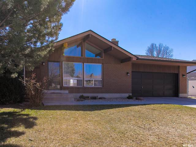 2375 W Palmetto Dr, Taylorsville, UT 84129 (#1732544) :: Exit Realty Success