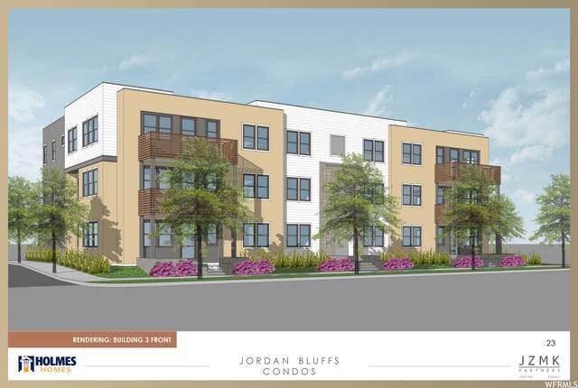 8375 S Iris Lumi Ln W #302, Midvale, UT 84047 (#1732559) :: Bustos Real Estate | Keller Williams Utah Realtors