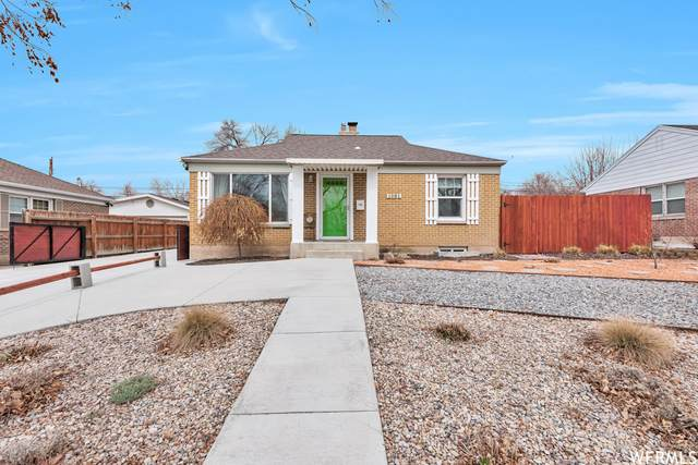 1961 E 2100 S, Salt Lake City, UT 84106 (#1732562) :: Doxey Real Estate Group