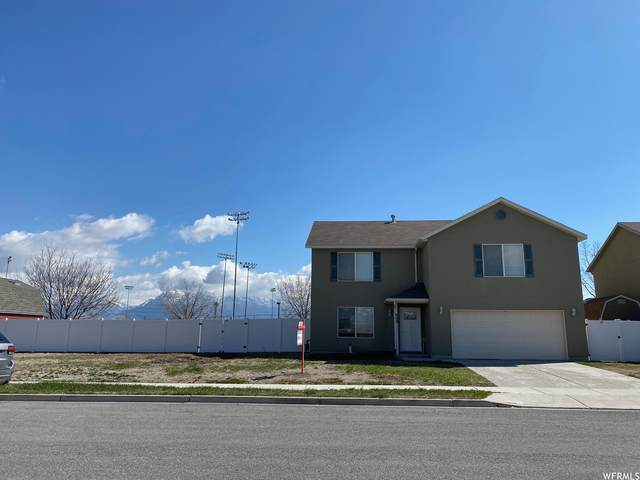 809 S Gander Way, Lehi, UT 84043 (#1732572) :: Belknap Team