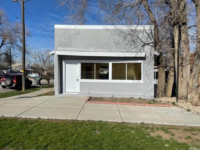 3489 S Grant Ave E, Ogden, UT 84401 (#1732594) :: Exit Realty Success