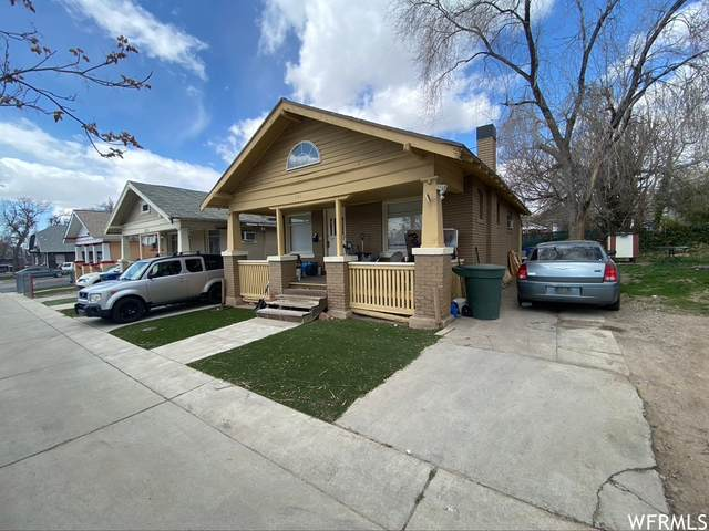 833 E Markea Ave S, Salt Lake City, UT 84102 (#1732612) :: The Fields Team