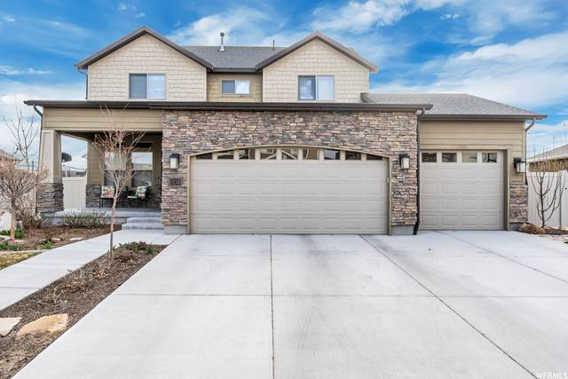 10923 S Eureka Dune Dr, South Jordan, UT 84009 (#1732621) :: Exit Realty Success