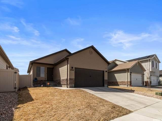 1744 E Tumwater Ln E, Eagle Mountain, UT 84005 (#1732627) :: Berkshire Hathaway HomeServices Elite Real Estate