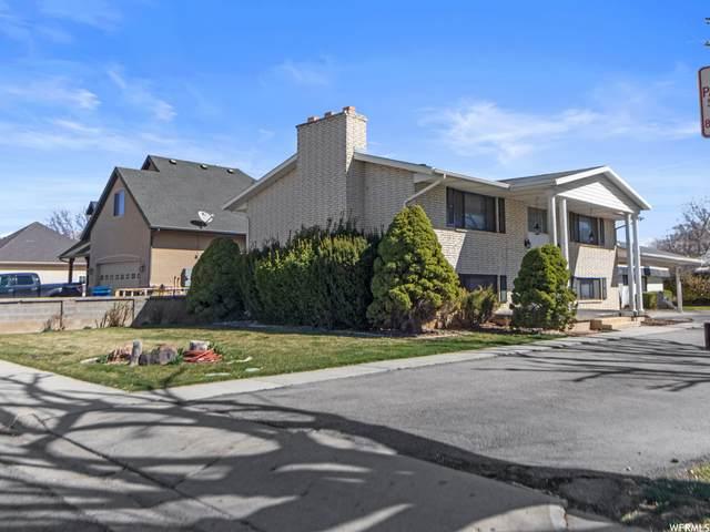 50 N 300 W, Spanish Fork, UT 84660 (#1732633) :: Berkshire Hathaway HomeServices Elite Real Estate